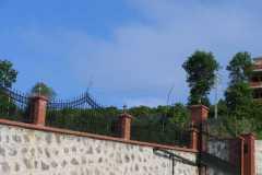 Ferforje Bahçe Sarkısı