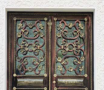 Ferforje Osmanlı Kapıları