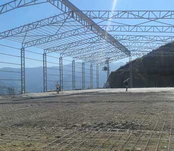 Trabzon Çelik Konstrüksiyon